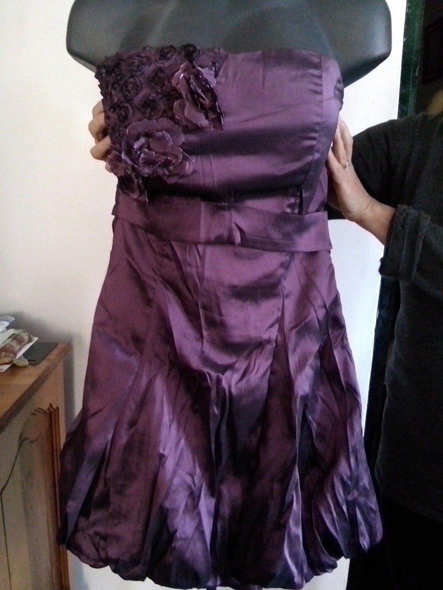 Fantástico Vestidos De Dama De Tesco Molde - Vestido de Novia Para ...