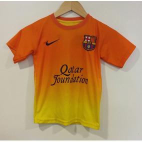 2b3e9ff51cfdf Remera Deportiva Barcelona Authentic Fotbal Talle 8 Años