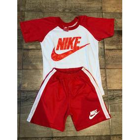 comprar lo mejor tienda oficial último diseño Conjuntos Nike De Niños Algodón 100%