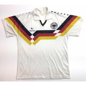 08e4648f4d46c Camiseta Futbol Selección Alemania 1990 Team Foot Retro L