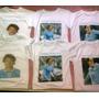 Vendo 6 Camisetas Estampadas Para Niño T. 8 Y 10