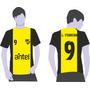 Camisetas Remeras De Futbol Estampadas Personalizadas Midas