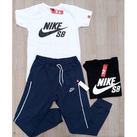 bdcaccd415f35 Conjunto Sudadera Nike en Mercado Libre Colombia