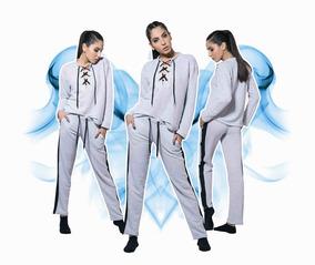 fede6c537562 Ropa Deportiva Mujer Conjunto Buzo Y Pantalón Cocot.