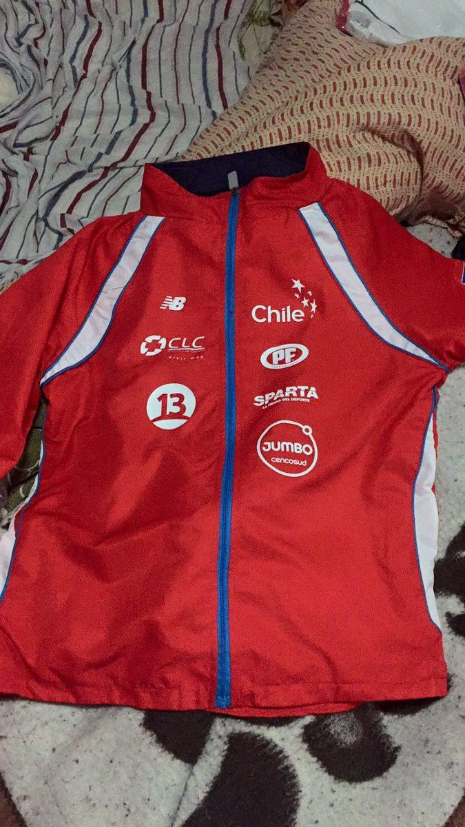 693a0d8c44b38 Ropa Deportiva Team Chile -   11.111 en Mercado Libre