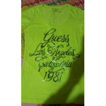 Polos Guess Damas Talla Small Y Medium Y Large 50 Soles