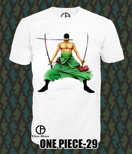 ropa hermosas camisetas y blusas one piece anime  **nuevo**