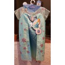 Vestido Frozen Fever Elsa Con Luces Y Sonido!!!$