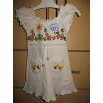 Vestidos De Niña Talla 0 - 1 Año Desde 5 Soles