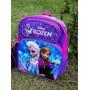 Frozen Mochila Frozen Anna Elsa Disney Princess
