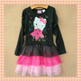 Vestidos Hello Kitty,ever After High Y Monster High Original