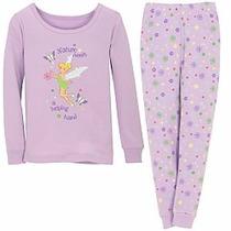 Pijamas Niña Tinkerbell Disneystore Talla 6