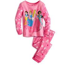 Pijamas Princesas Disneystore Talla 6