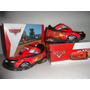 Zapatilla Original De Disney Cars , 25 , 26 , 27 Con Luces