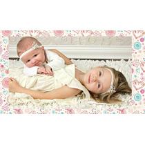 Vinchas Princesa Para Bebe Y Niñas - En Stock