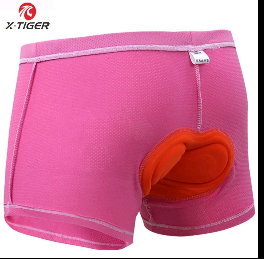 mejor precio variedades anchas diseño atemporal Ropa Interior Ciclismo Damas/mujer Underwear X-tiger