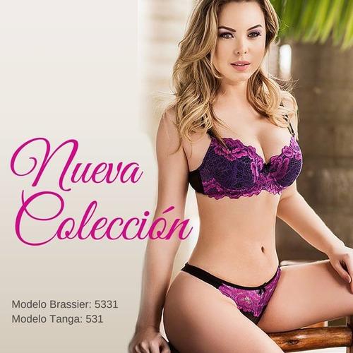 ropa interior damas brasier bikini acabado exportación