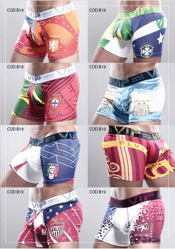 ropa interior de caballeros y boxers vip underwear