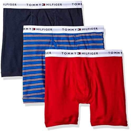 ropa interior de hombre tommy hilfiger 3 pack cotton classic