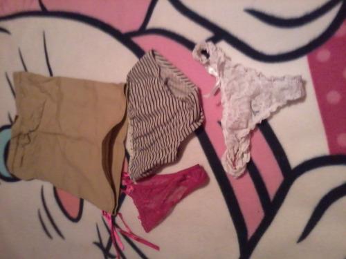 ropa interior faja