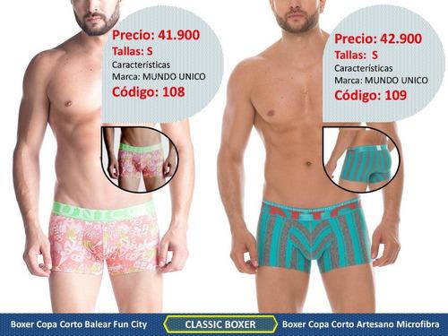 ropa interior masculina unico