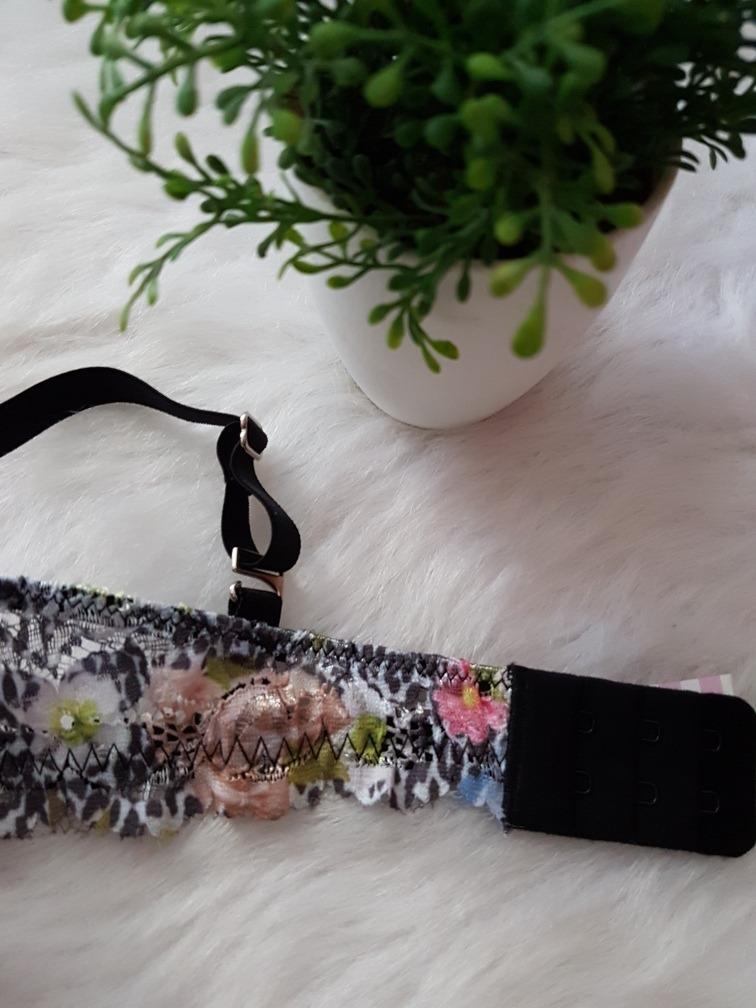 ropa interior mujer flores encaje floreado colaless andressa. Cargando zoom. 92933651879f