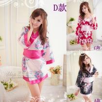 Lenceria Kimono Japonés - El Segundo Kimono Al 50%