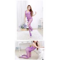 Lenceria Muy Sexy - Super Sensual (color Purpura) 2016