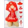 Disfraz Sexy De Caperucita Roja