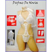 Disfraz Sexy De Novia