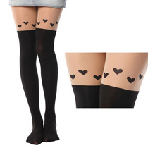 Panty Tatto Moda Coreana Stock