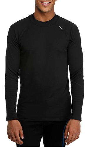 ropa interior térmica para hombre, camisa primera capa.