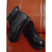 Zapatos Seguridad Nuevos Punta Acero Policarbonato Talla 41
