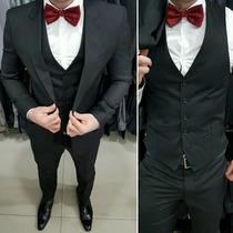 Elegantes Ternos Slim Fit