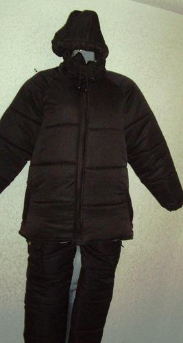 ropa montaña anorak termica nieve aislamiento bajo cero