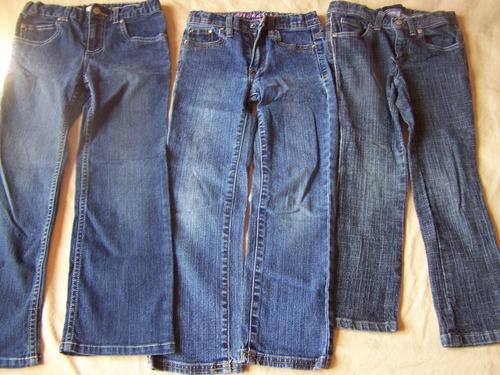 ropa niña usada  6,7,8 y 10