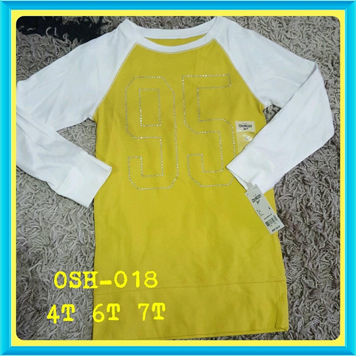 50b2180b2 Ropa Niñas Sueter Franelas Blusas Gymboree Oshkosh - Bs. 170.000,00 ...