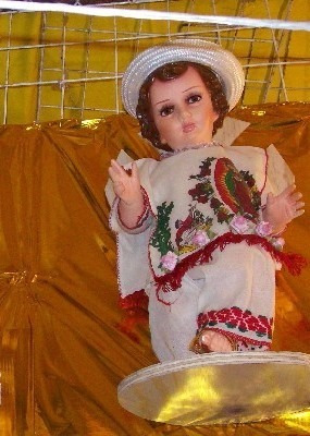 ropa niño dios juan diego20cm dia candelaria tamales