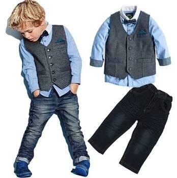 Ropa Outfit Y Conjuntos Modernos Para Niños Envio Gratis - $ 699.00 ...
