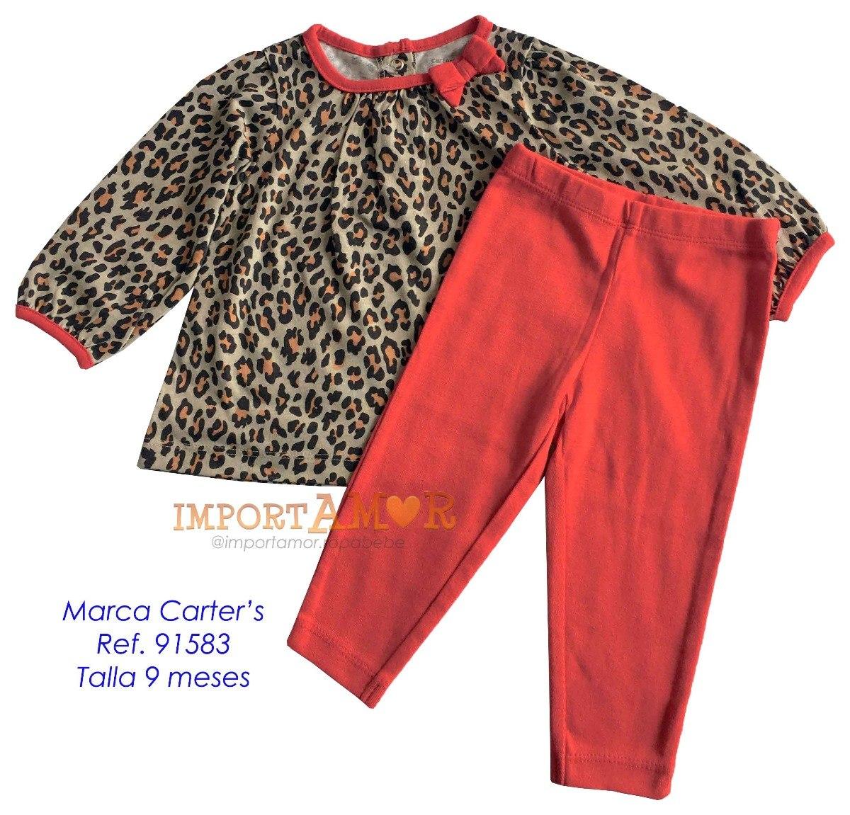 85210a24f Ropa Para Bebe Carter's Original Y Otros Importado Usa - $ 30.000 en ...