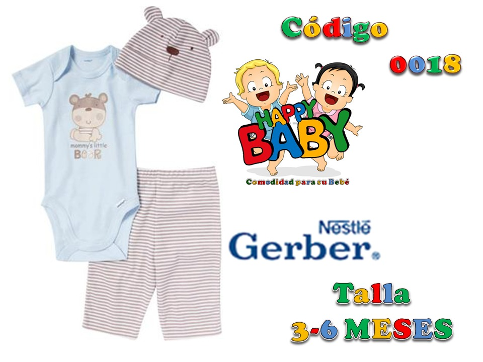 ropa para bebe de marca