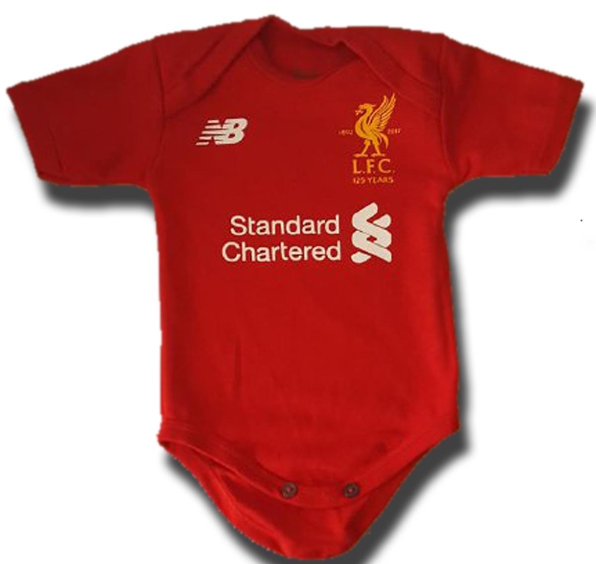 07268ec67 Ropa Para Bebe - Pañalero De Liverpool Rojo -   185.00 en Mercado Libre