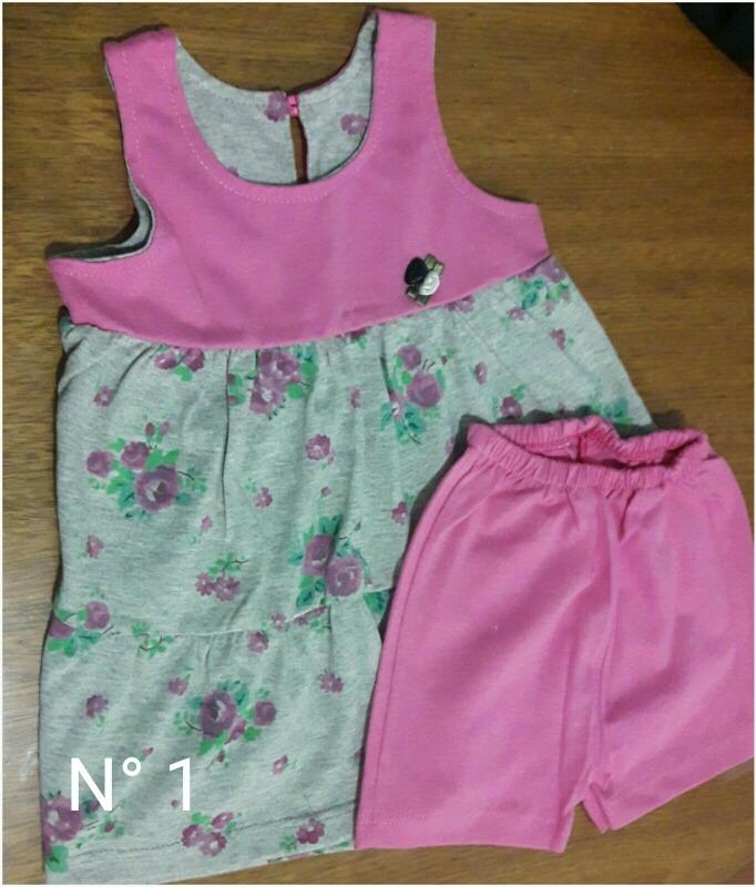 d610995522f97 ropa para bebé nena.conjunto remerita + short. Cargando zoom.