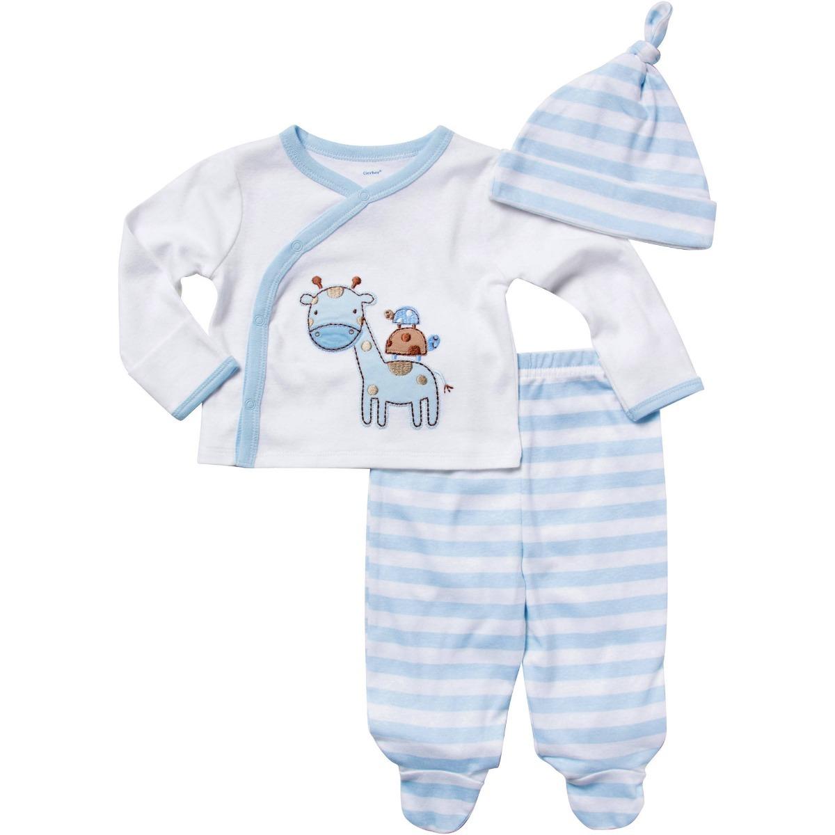 cd31e4535 Ropa Para Bebés Prematuros - Gerber -   59.800 en Mercado Libre
