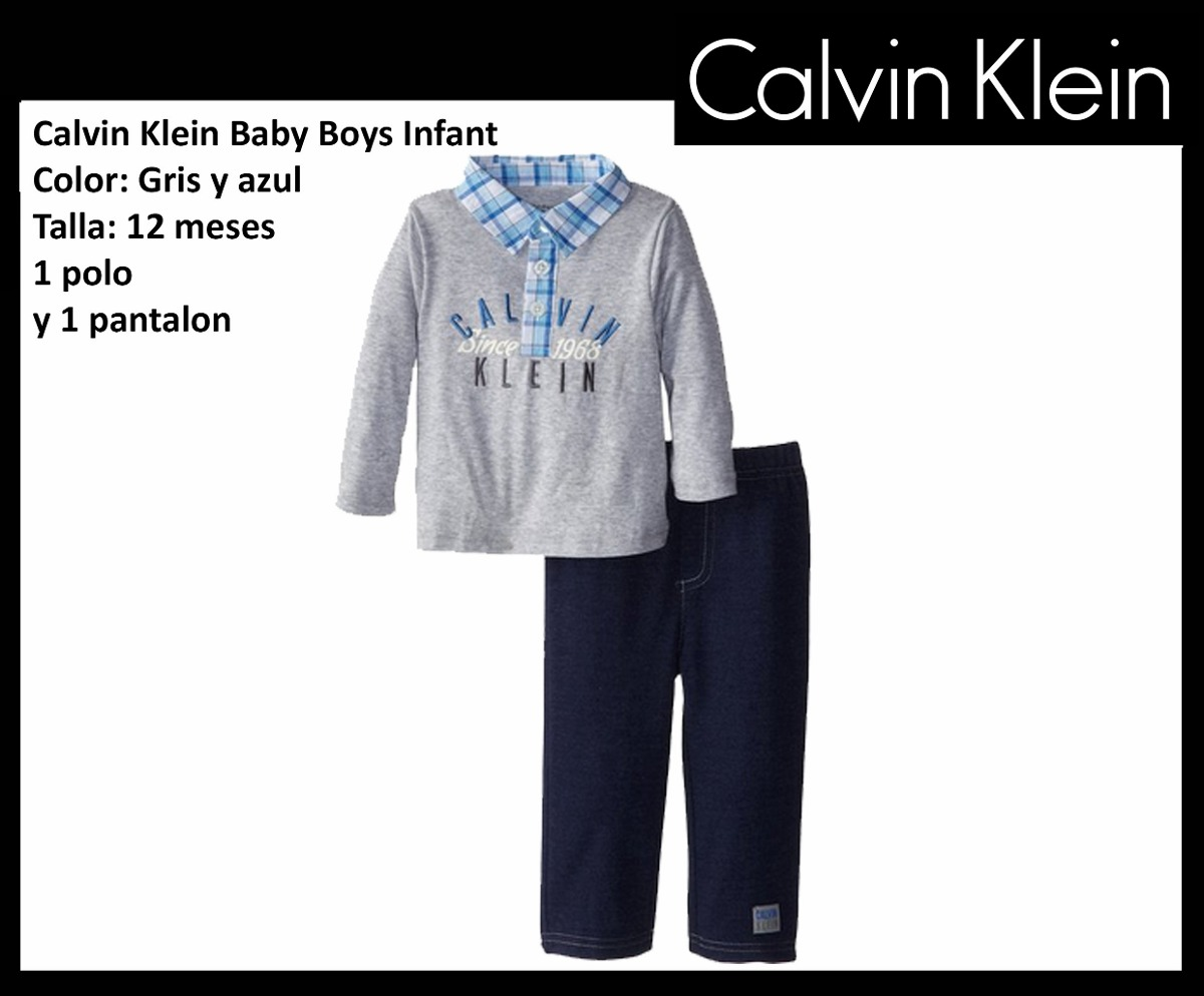 ropa para bebes y niños calvin klein. Cargando zoom. 28b95539e8cd