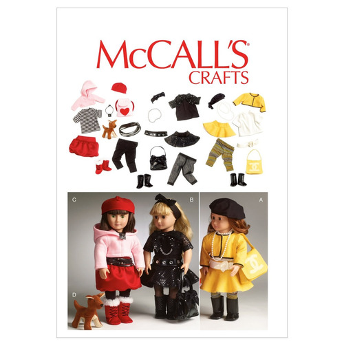 ropa para muñeca