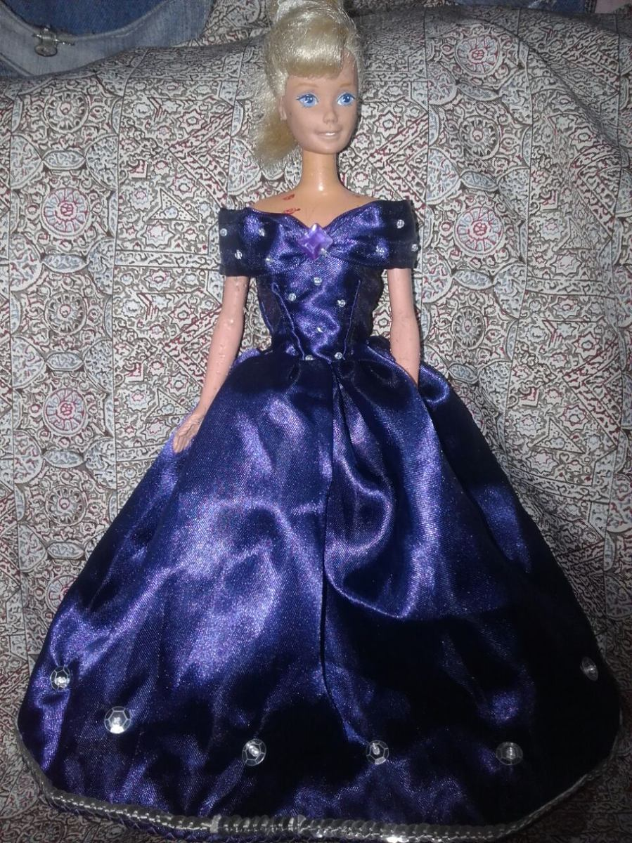 Ropa Princesa Vestido Muñecas En Para Tipo Barbie175 De 00