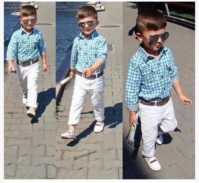 What Hairstyle Suits Me Le Meilleur De Adorable Mens: Ropa Para Niño Casual Elegante Moda Asiática Envio B8