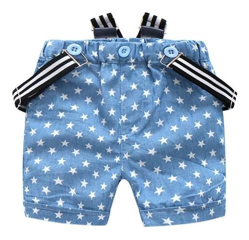 ropa para niño conjunto marinero bebe corbatin tirantes