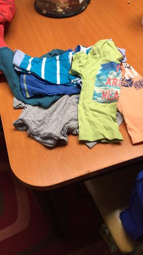 ropa para niños de 2 a 3 años
